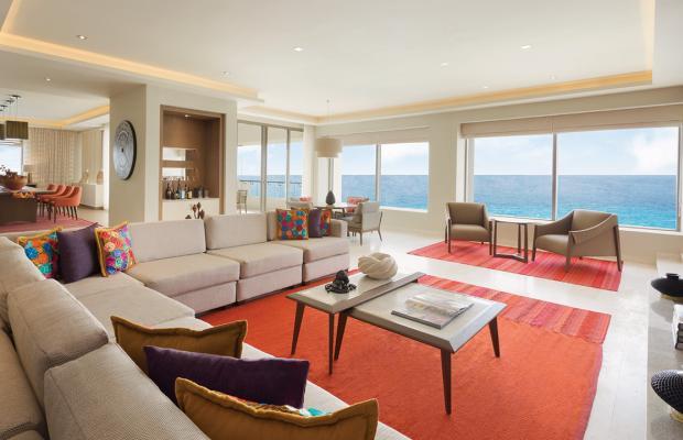 фотографии отеля Hyatt Ziva Cancun (ex. Dreams Cancun; Camino Real Cancun) изображение №31