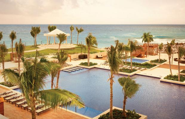 фото отеля Hyatt Ziva Cancun (ex. Dreams Cancun; Camino Real Cancun) изображение №21