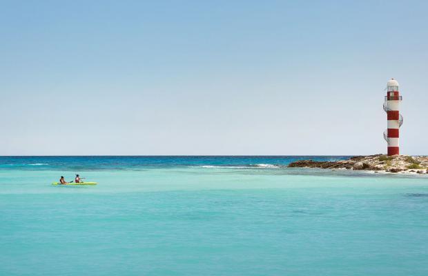 фотографии отеля Hyatt Ziva Cancun (ex. Dreams Cancun; Camino Real Cancun) изображение №11