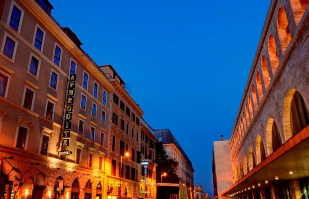 фото отеля Hotel Aphrodite изображение №29