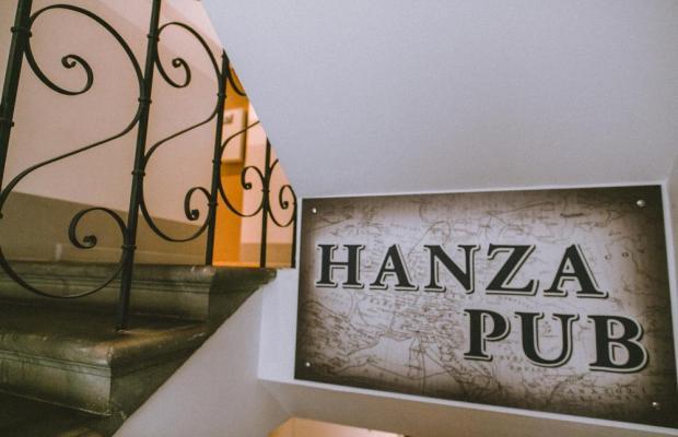 фотографии отеля Hanza изображение №43