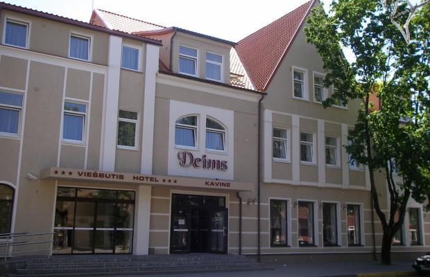 фото отеля Deims Hotel (ex. Nemunas) изображение №1