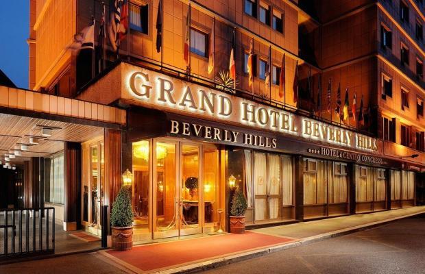 фото Hotel Beverly Hills (ex. Grand Hotel Beverly Hills) изображение №2