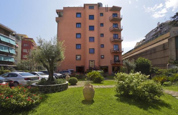 фотографии отеля Grand Hotel Tiberio изображение №35