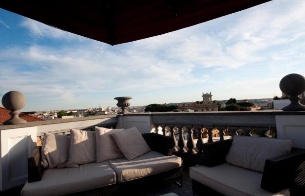 фотографии отеля Savoy Hotel Rome изображение №47