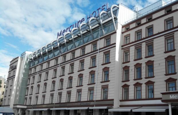 фото отеля Mercure Riga Centre изображение №1