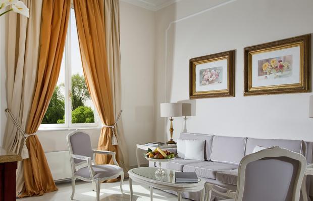 фотографии отеля Aldrovandi Villa Borghese изображение №3