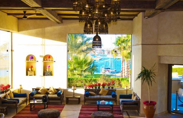 фотографии отеля Marina Lodge At Port Ghalib (ex. Coral Beach Marina Lodge) изображение №31