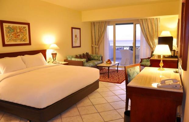 фотографии отеля Hilton Sharm Waterfalls Resort изображение №27