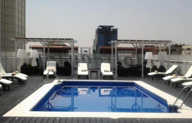 фотографии отеля Holiday Inn Madrid Bernabeu изображение №35