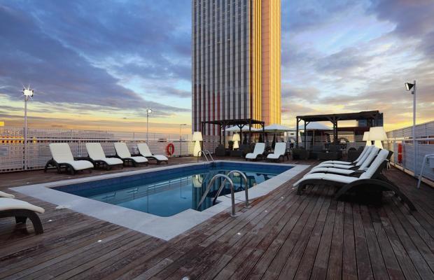 фотографии отеля Holiday Inn Madrid Bernabeu изображение №7