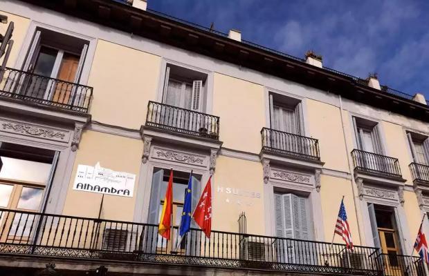 фото отеля Hostal Alhambra изображение №1