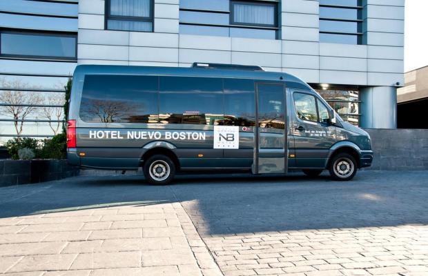 фотографии отеля Nuevo Boston изображение №11