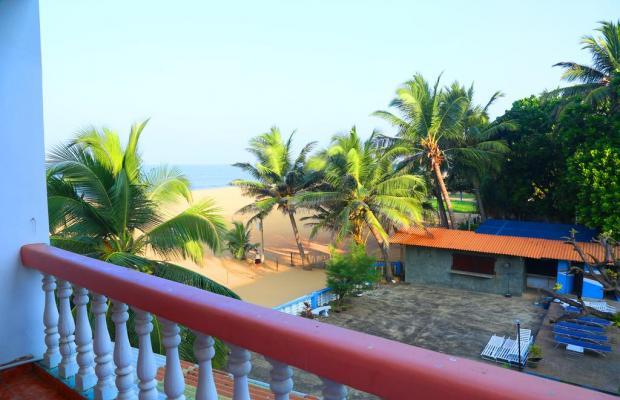 фотографии отеля Topaz Beach Hotel изображение №3