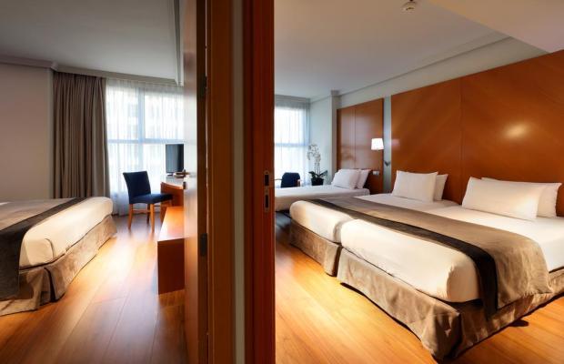 фото отеля Exe Plaza (ex. Exe Puerta Castilla; Silken Puerta Castilla) изображение №9
