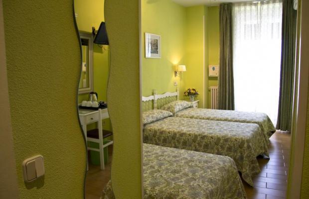фотографии отеля Hostal Los Alpes изображение №23