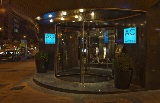фотографии отеля AC Hotel Carlton Madrid изображение №7