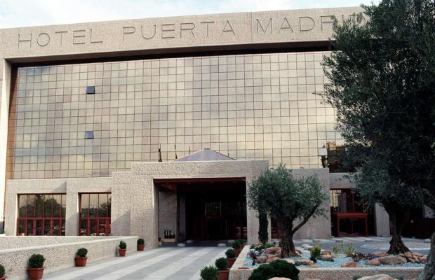 фотографии отеля Silken Puerta Madrid изображение №3