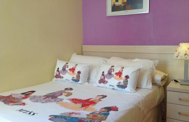 фотографии отеля Hostal Luz изображение №19