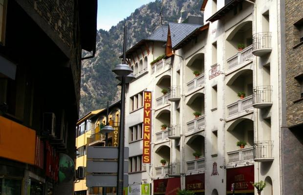 фото отеля Pyrenees изображение №1