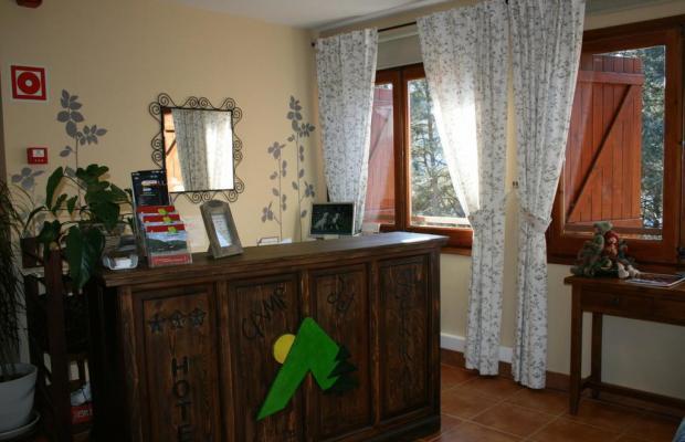 фотографии отеля Camp del Serrat изображение №23