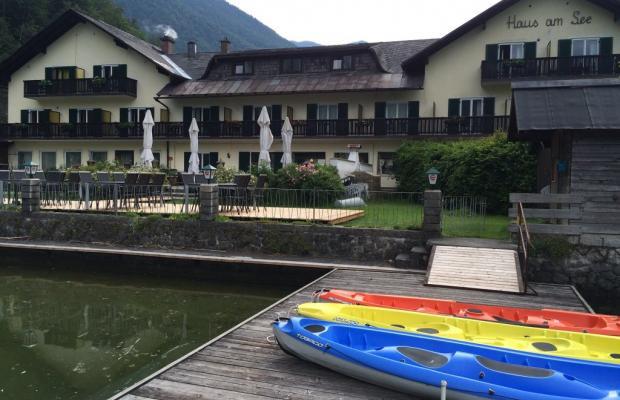 фотографии отеля Haus Am See изображение №3