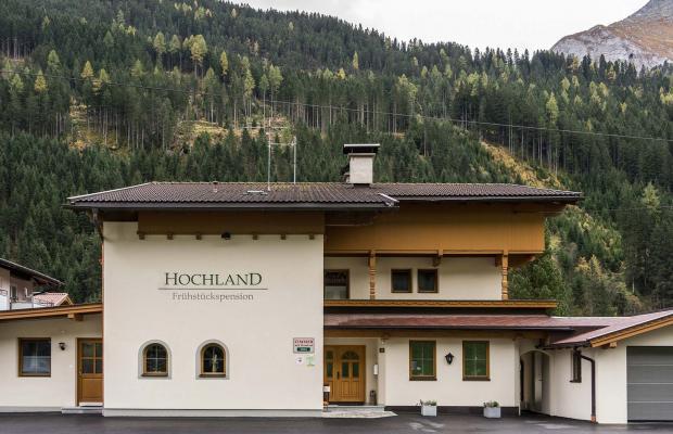 фотографии отеля Haus Hochland изображение №35