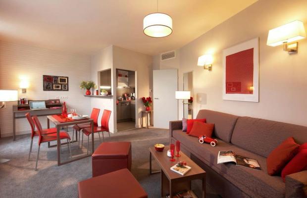 фото отеля Adagio Vienna City изображение №13