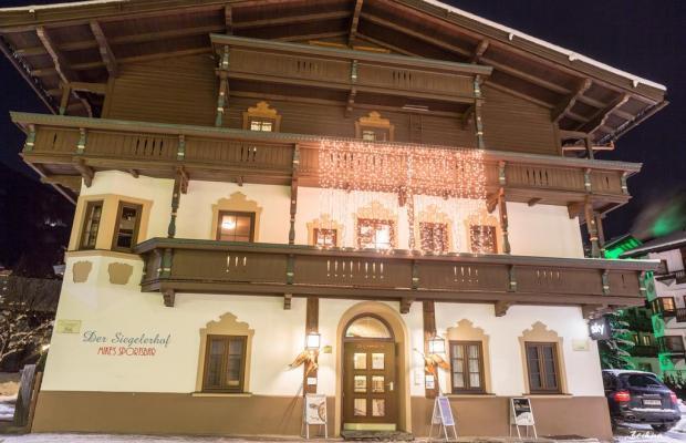 фотографии отеля Der Siegelerhof изображение №3