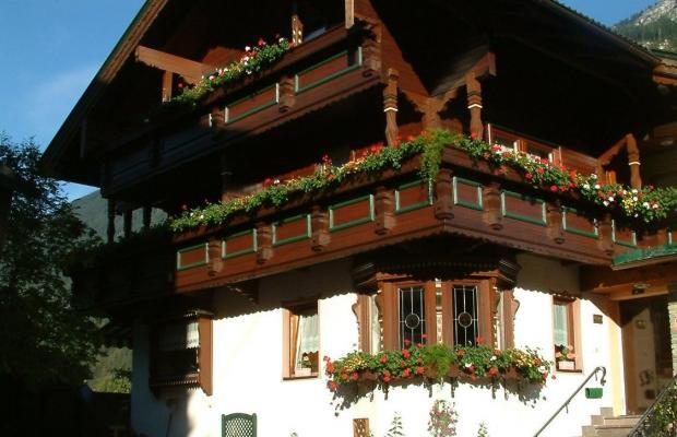 фото отеля Vier Jahreszeiten Gastehaus изображение №1