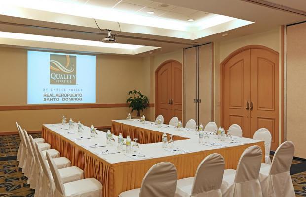 фото отеля Quality Hotel Real Aeropuerto Santo Domingo изображение №13