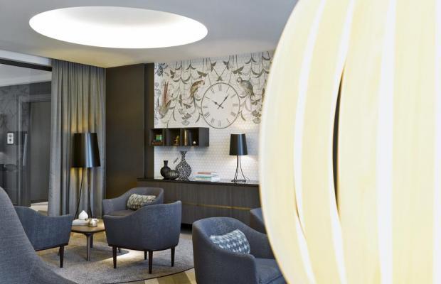 фотографии отеля Renaissance Wien Hotel изображение №23