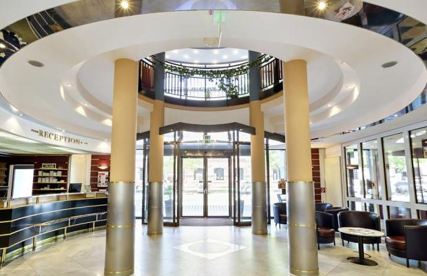 фото отеля Austria Trend Hotel Lassalle изображение №5