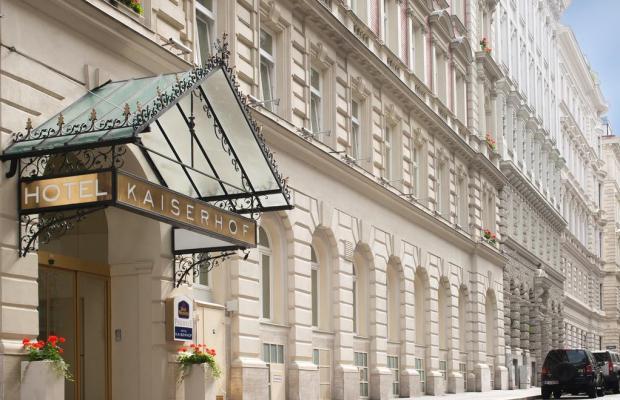 фото отеля Best Western Premier Kaiserhof изображение №1