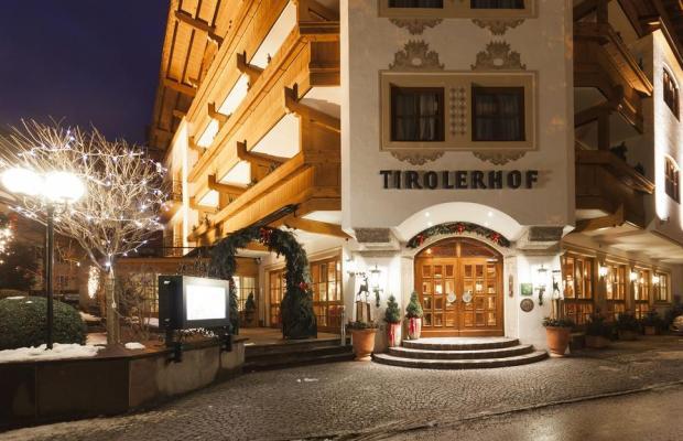 фотографии отеля Tirolerhof изображение №23