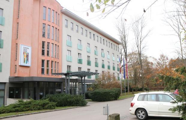 фото отеля Europahaus Wien изображение №1