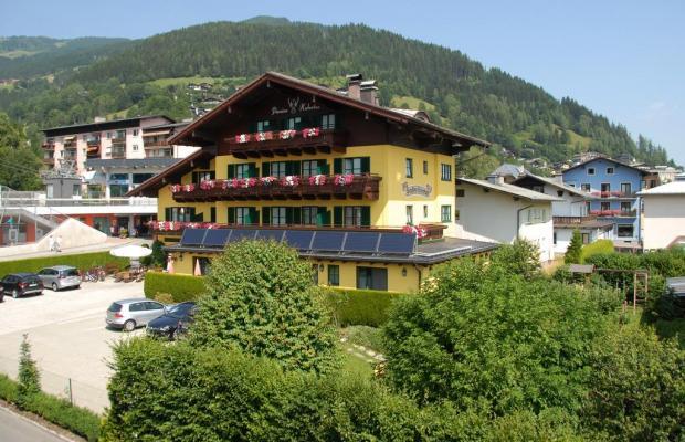 фотографии отеля Pension Hubertus изображение №19