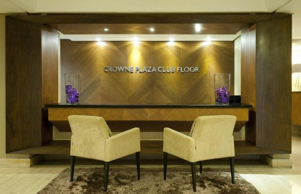 фотографии отеля Crowne Plaza Santo Domingo (ex. V Centenario Santo Domingo изображение №15