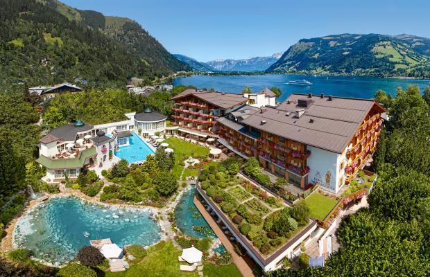 фото отеля Salzburgerhof изображение №49