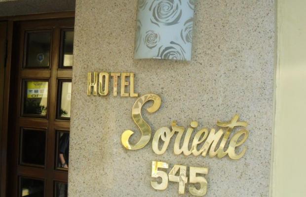 фотографии отеля Hotel Soriente изображение №7