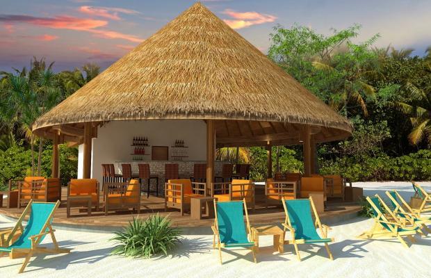 фотографии отеля Reethi Faru Resort изображение №3