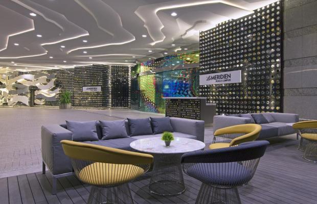 фотографии отеля Le Meridien Kuala Lumpur изображение №35