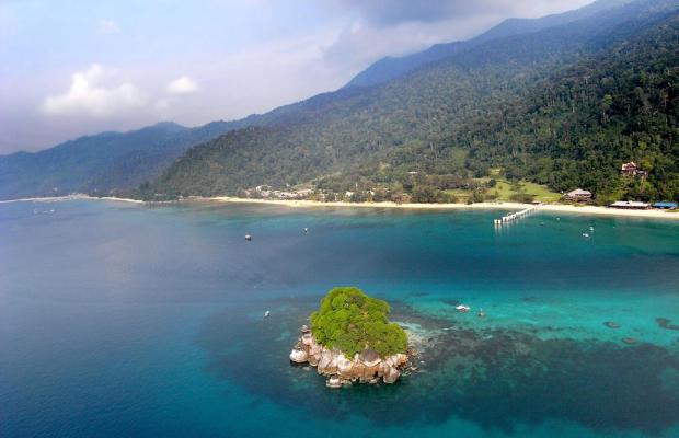 фото отеля Berjaya Tioman Resort (ex. Berjaya Tioman Beach Golf & Spa Resort) изображение №17