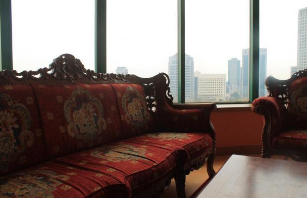 фото J.A. Residence Hotel (ех. Compact; Mercure Ace Hotel) изображение №22