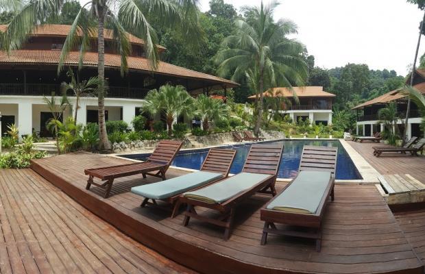фото отеля D Coconut Lagoon изображение №13