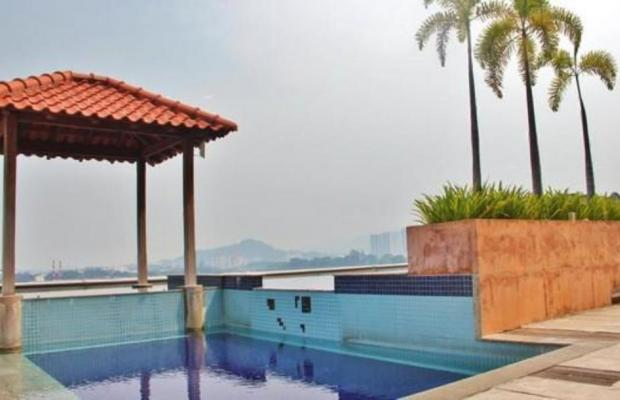 фотографии отеля The Krystal Suites изображение №7