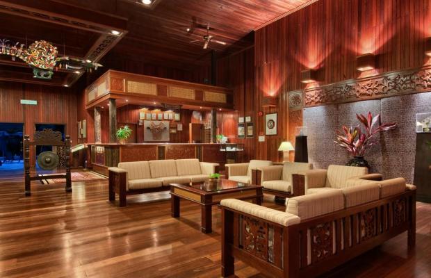 фотографии отеля Aiman Batang Ai Resort & Retreat (ех. Hilton Batang Ai Longhouse) изображение №19