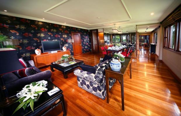 фотографии отеля Pulai Springs Resort изображение №27