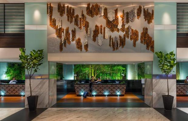 фотографии отеля Parkroyal Kuala Lumpur изображение №19