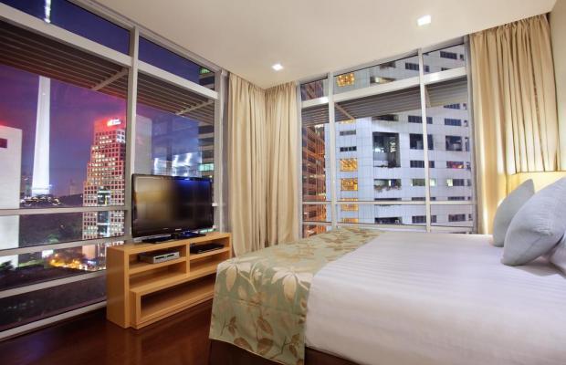 фотографии отеля Parkroyal Serviced Suites изображение №27